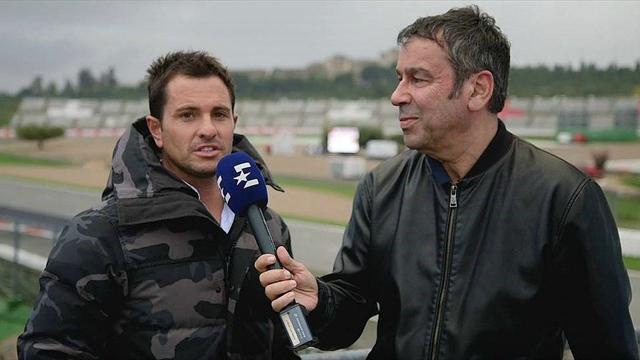 """De Puniet : """"Une saison complète sans victoire pour Rossi"""""""