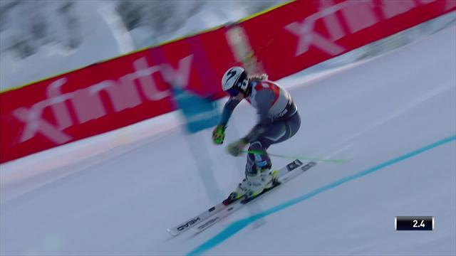 Mowinckel avait des fourmis dans les skis : revivez sa manche canon