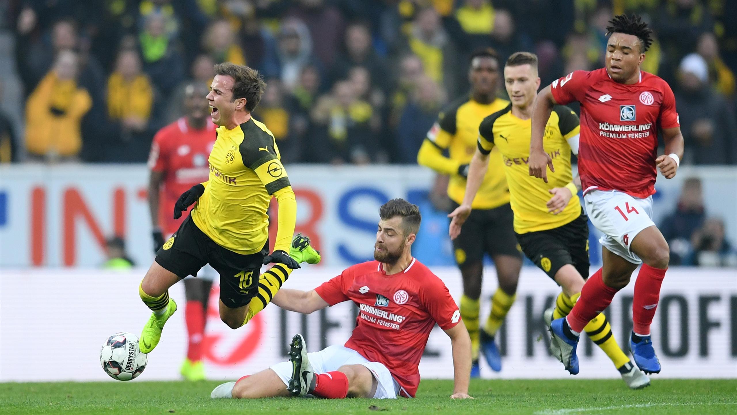 Borussia Spiel