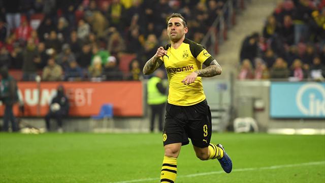 Dortmund à la fête, le Bayern déroule