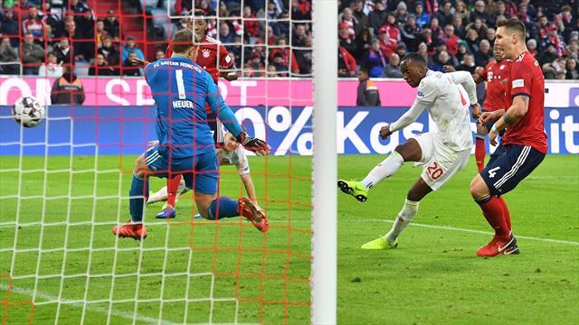 """Perplex, bitter enttäuscht"": Bayern blamiert sich gegen Düsseldorf"