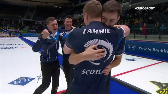 Scotland's men clinch European Championship gold
