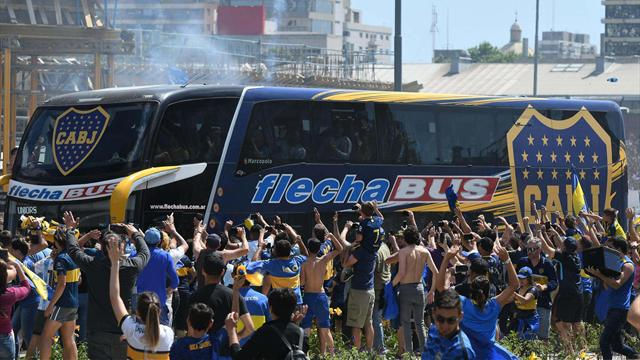 CONMEBOL rejects Boca appeal to be awarded Libertadores