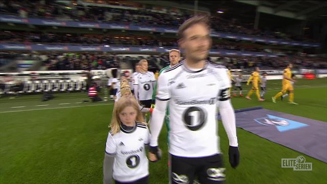 Med gullet i lommen spilte Rosenborg uavgjort mot Bodø/Glimt