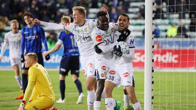 Strømsgodset sikret Eliteserie-plassen – Stabæk endte på kvalikplassen