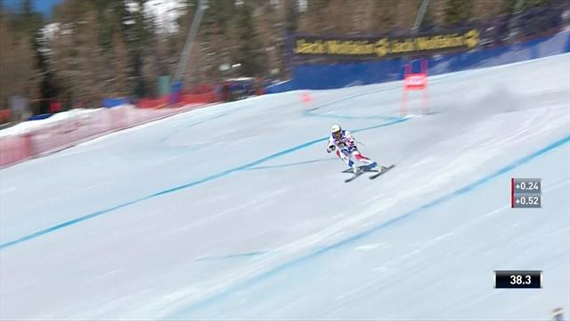 A 37 ans, Clarey a encore de beaux restes : sa 5e place à Lake Louise en video