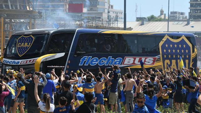 Delayed Copa Libertadores final to be moved outside of Argentina