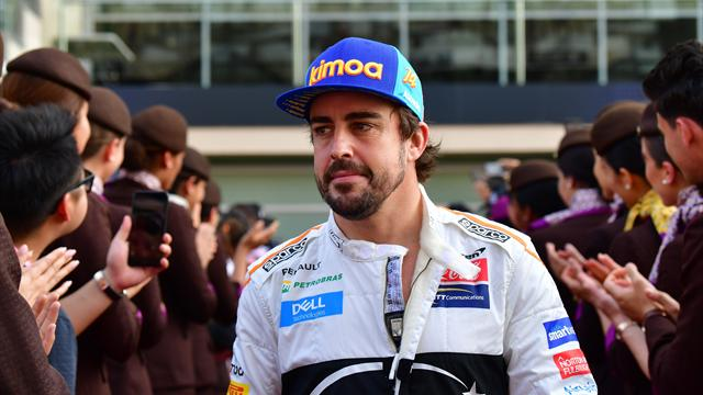 Alonso: V8 run shows F1 is missing noise