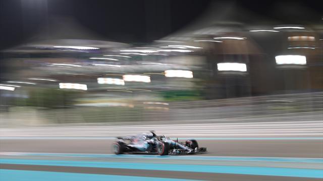Abu Dhabi Grand Prix: Hamilton ends season in style, Alonso bids F1 farewell