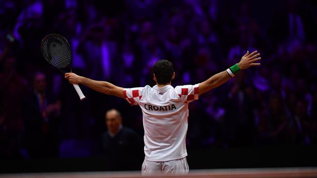 Pour l'éternité : le dernier point de l'histoire de la vraie Coupe Davis