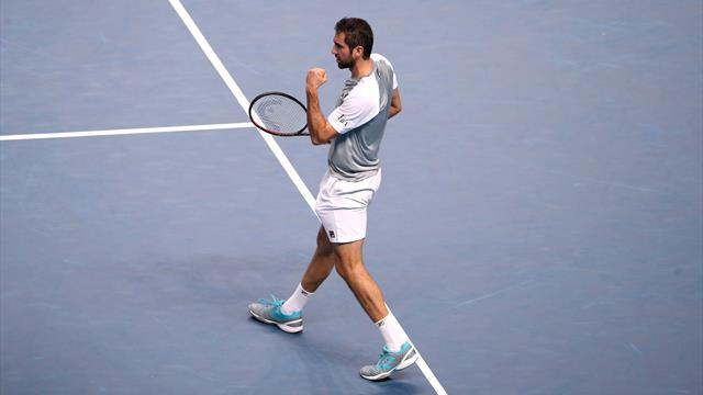 Marin Cilic leads Croatia to Davis Cup title