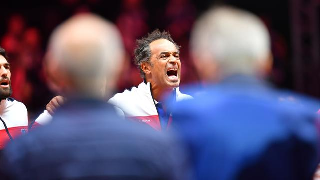 """Liars! This is not the Davis Cup"": Noah unloads on competition revamp"