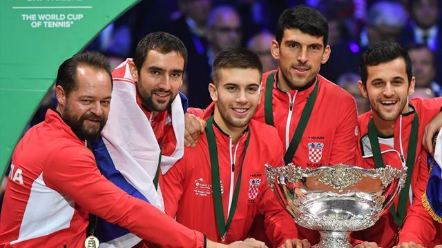 Pour la Coupe Davis, c'était le point final idéal