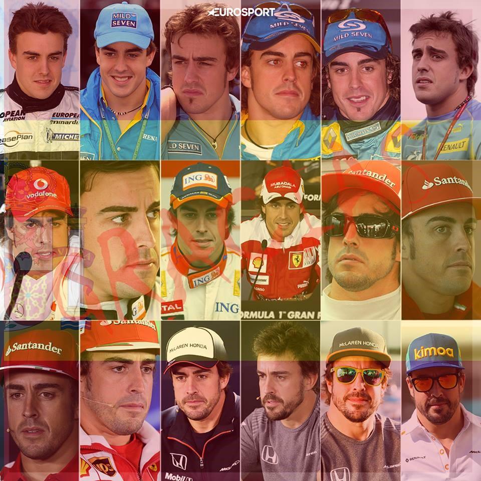 Fernando Alonso - Formula 1 2018