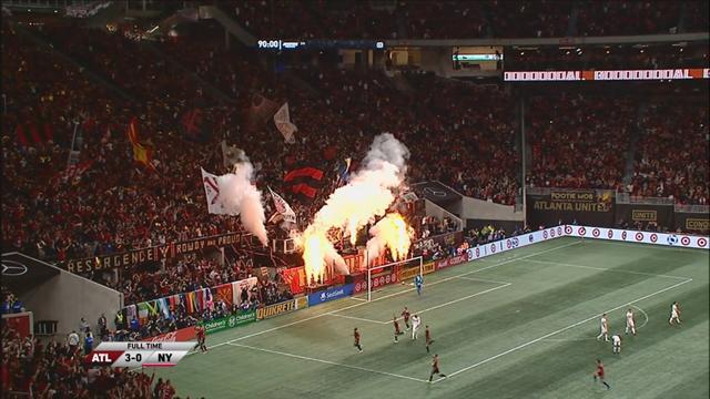 MLS play-off: Atlanta zlomila prokletí jménem NY Red Bulls