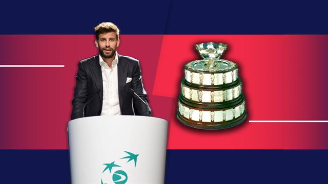 A quoi ressemble la nouvelle Coupe Davis ? On vous explique tout