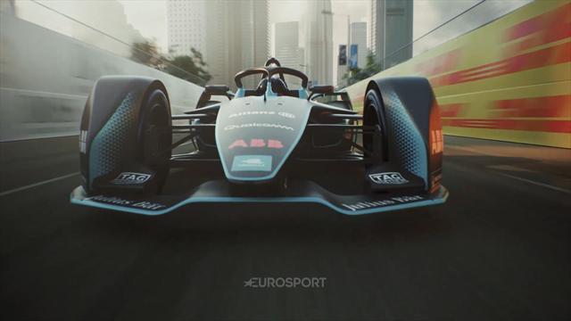GEN2, Attack Mode... El futuro ya ha llegado a la Fórmula E; Vívela en Eurosport y Eurosport Player