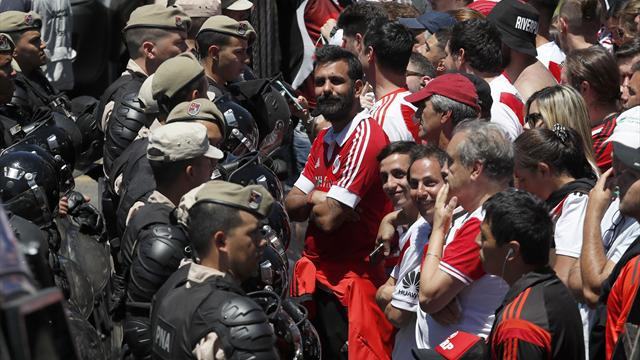 River Plate refuse to play Copa Libertadores final in Spain