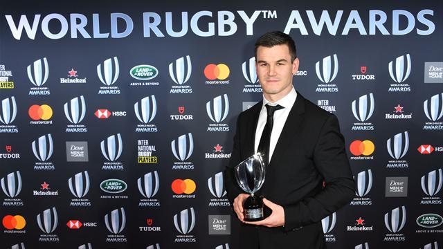 World Rugby Awards 2018: l'Irlanda spadroneggia, Sexton miglior giocatore dell'anno