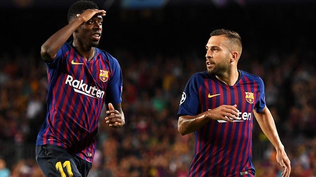 🚨 En directo, Espanyol-Barcelona: Valverde sienta a Coutinho y saca a Dembelé
