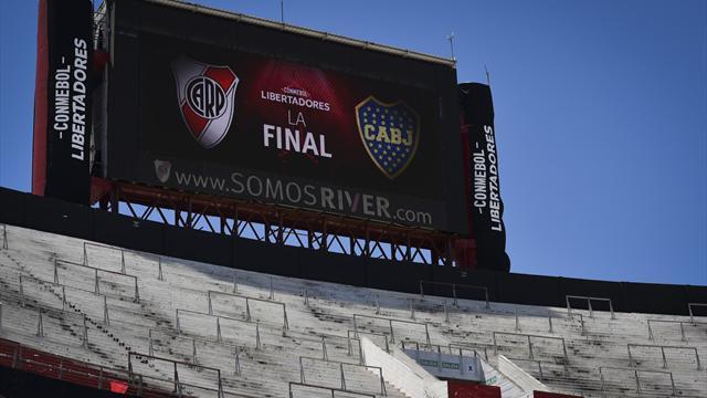 Libertadores Kupası finali Arjantin'de oynanmayacak
