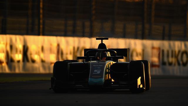 Toro Rosso confirme Albon pour 2019