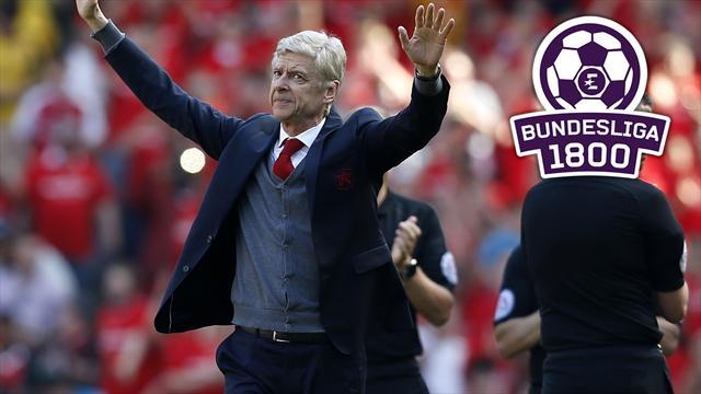 Bundesliga 1800 #54   FC Bayern: Warum Wenger nicht weiterhilft