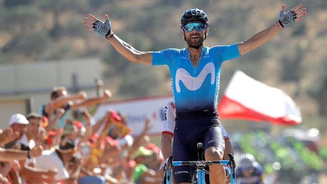 """Beloki: """"Encontrar un ciclista como Valverde va a ser muy complicado"""""""