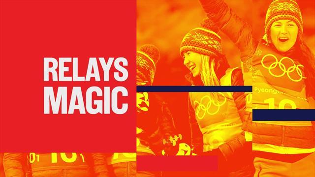 Hall of Fame, la staffetta di Pyeongchang sorride a Bielorussia e Svezia