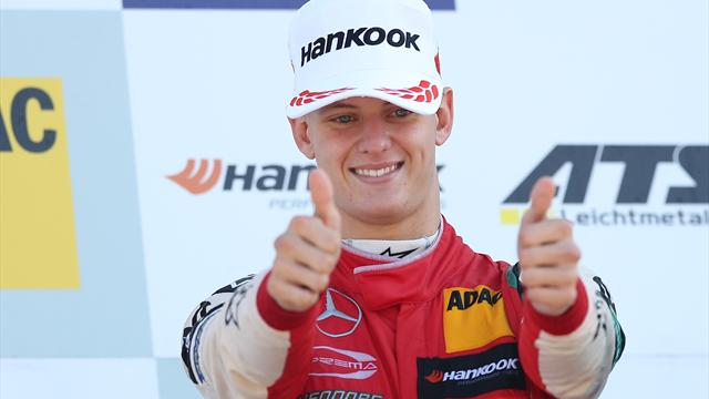 Mercedes' Wolff backs Schumacher for F1 success