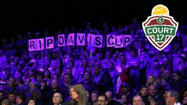 """""""Si la Coupe Davis était malade, il fallait la soigner... au lieu de la flinguer"""""""