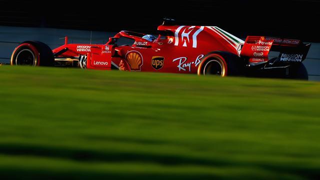 Sebastian Vettel il più veloce nella prima giornata di test davanti a Bottas. Nono Kubica