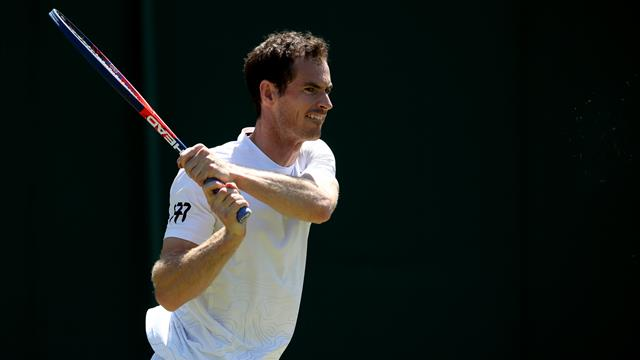 Murray plays down his chances of Citi Open return