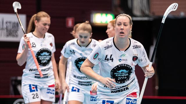 Höjdpunkter: Isabell Krantz sänkte Göteborg i derbyt
