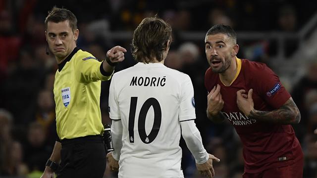 Roma-Real Madrid in Diretta tv e Live-Streaming