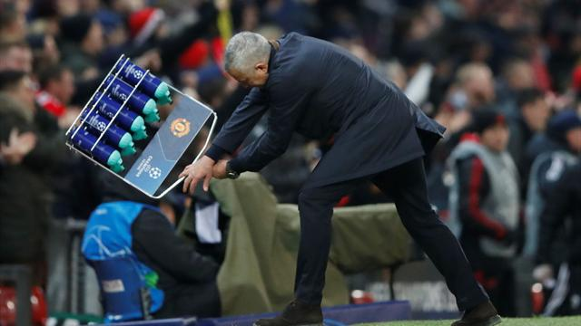 UEFA Champions League Mourinho se expresó por la continuidad de De Gea