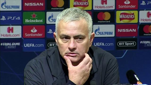 """Mourinho, messaggio ai detrattori: """"Ho giocato 14 Champions e ho passato il turno 14 volte"""""""