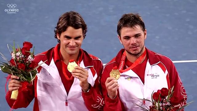 Lange manen! | Zo was Roger Federer voordat hij beroemd werd