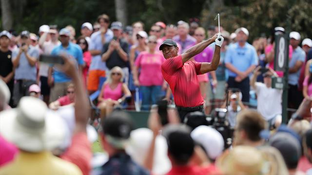 Tiger Woods e GOLFTV da Discovery anunciam parceria exclusiva e de longa duração