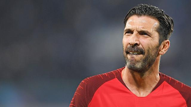 """Buffon et la Ligue des champions : """"Je voulais continuer de jouer à haut niveau"""""""