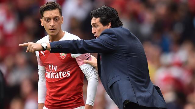 "Emery : ""Ozil n'est pas à vendre"""