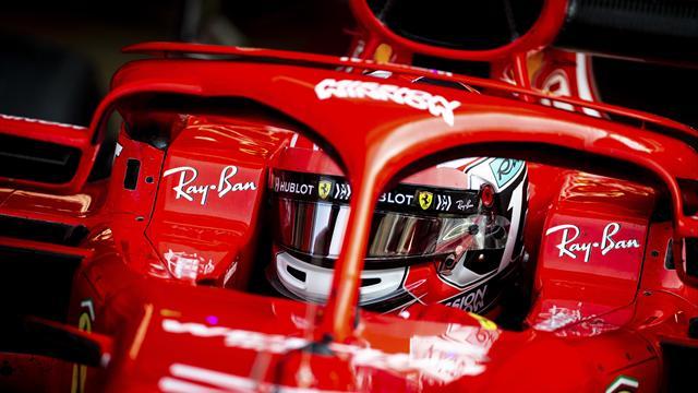 Premier jour chez Ferrari et Leclerc roule déjà plus vite que Vettel