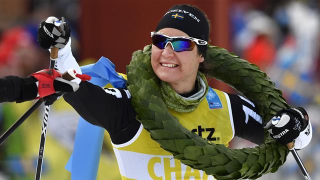 Premiär för VISMA Ski Classics - så sänder vi i helgen, se prologen redan idag