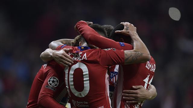 L'Atletico Madrid vince e vola agli ottavi di Champions: Monaco ko per 2-0. Falcao sbaglia un rigore