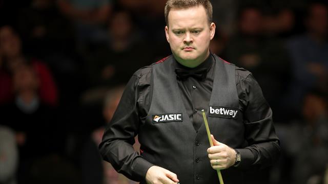 Murphy stunned by Lu Ning at Gibraltar Open