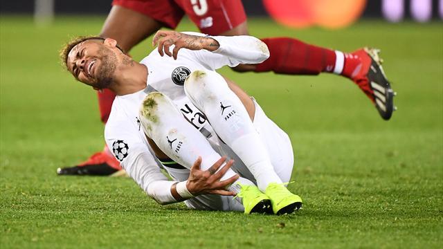 """Klopp s'en prend aux simulations de Neymar : """"On avait l'air de bouchers"""""""