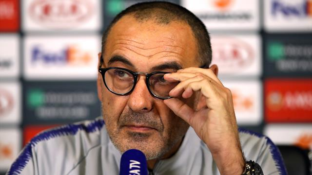 Maurizio Sarri reveals why Ross Barkley misses Fulham clash