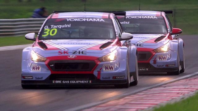 Inside the Team de Hyundai: La importancia de tener un gran coche y mostrarlo en el WTCR y WRC