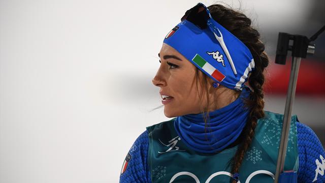 """Dorothea Wierer: """"L'Italia è la squadra più forte al femminile"""""""