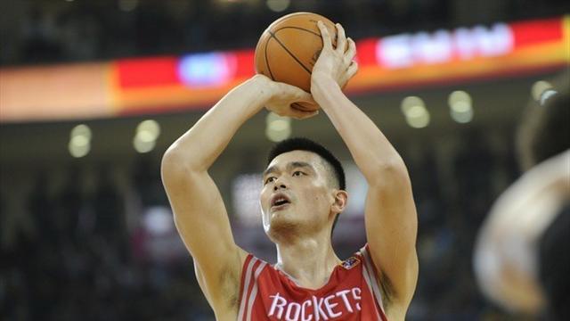Olympic Channel, Antes de que fueran Superestrellas: Los comienzos de Yao Ming